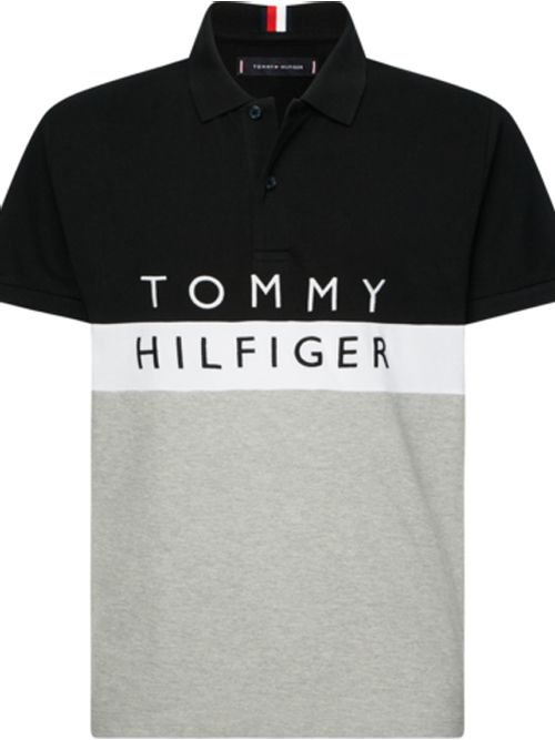 POLO-WCC-COLORBLOCK-REGULAR-Tommy-Hilfiger