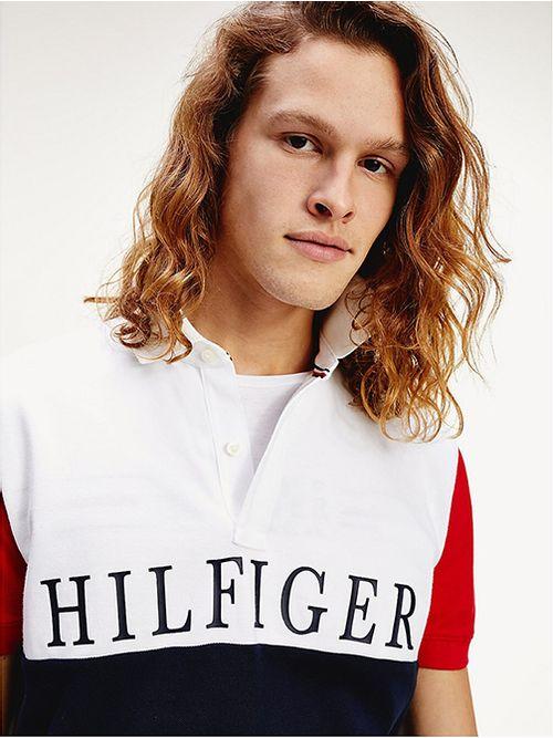 Polo-Hilfiger-de-corte-regular-Tommy-Hilfiger