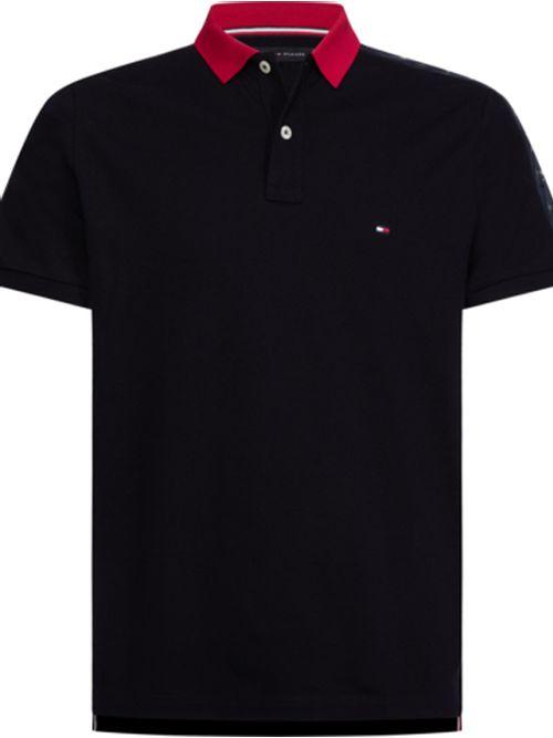 Polo-Hilfiger-con-logo-Tommy-Hilfiger