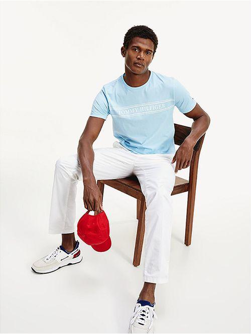 Camiseta-de-corte-regular-con-cuerdas-Tommy-Hilfiger
