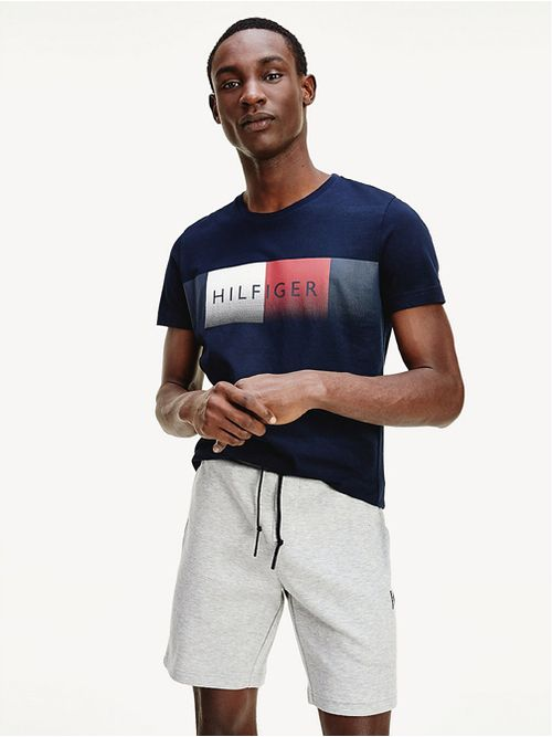 Camiseta-con-logo-TH-Cool-y-corte-regular-Tommy-Hilfiger