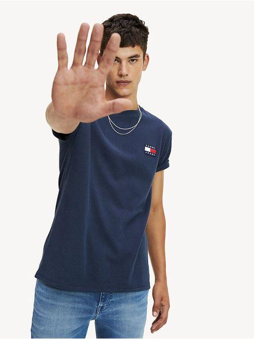 Camiseta-con-parche-de-Tommy-Jeans-Tommy-Hilfiger