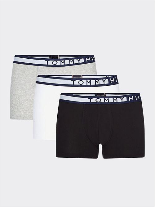 Pack-de-3-boxers-trunk-con-cinta-distintiva-Tommy-Hilfiger