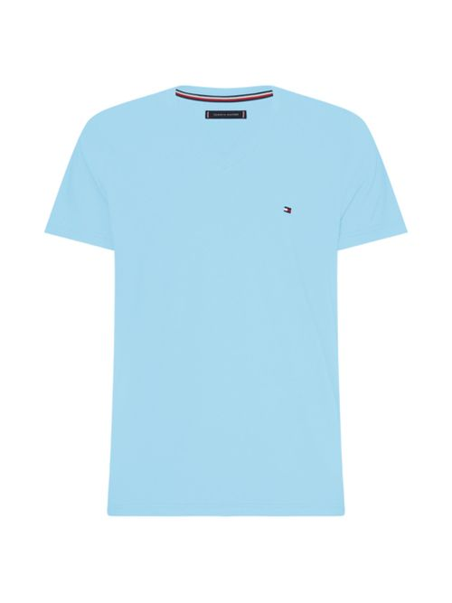 CAMISETA-WCC-ESSENTIAL-COTTON-VNECK-Tommy-Hilfiger