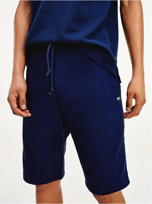 Pantalon-corto-de-chandal-amplio-Tommy-Classic-Tommy-Hilfiger