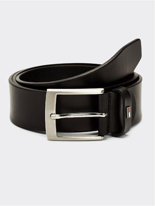 Cinturon-de-piel-ajustable-con-logo-metalico-Tommy-Hilfiger