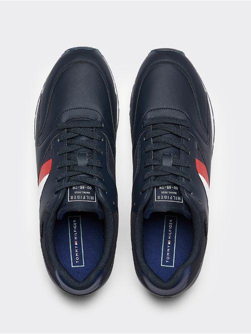 Zapatillas-deportivas-Signature-con-paneles-mixtos-Tommy-Hilfiger