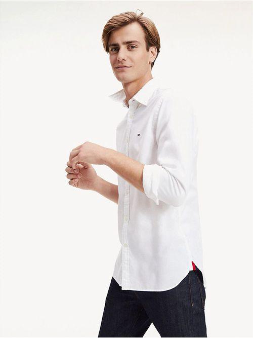 Camisa-TH-Flex-de-corte-slim-Tommy-Hilfiger