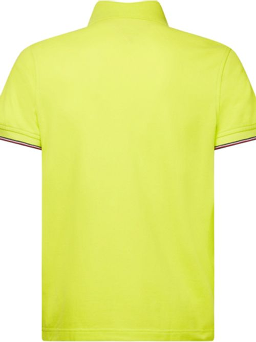 Polo-de-corte-slim-con-diseño-color-block-Tommy-Hilfiger