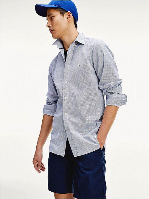 Camisa-estampada-con-acabado-suave-Tommy-Hilfiger