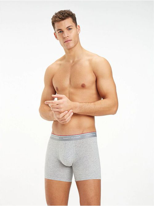 Pack-de-3-boxers-de-algodon-elastico-Tommy-Hilfiger