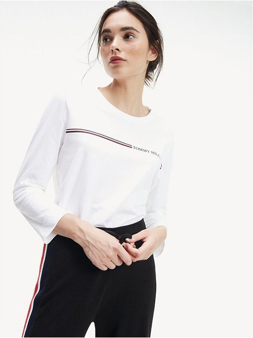 Camiseta-de-algodon-organico-con-mangas-tres-cuartos