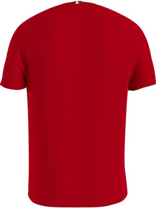 Camiseta-de-algodon-organico-con-logo-bordado