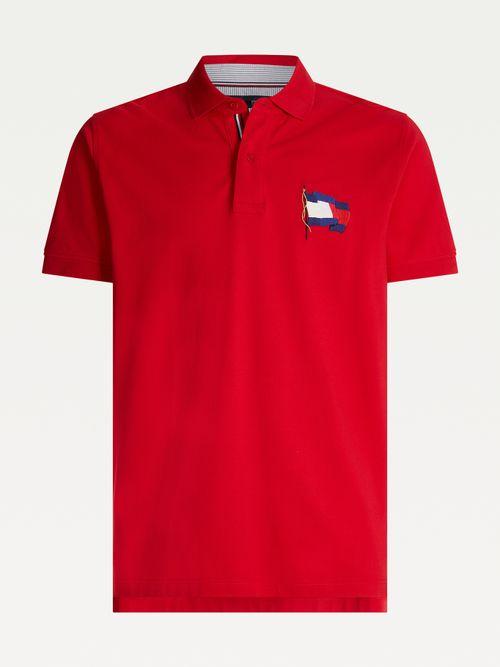 Polo-1985-de-algodon-con-logo