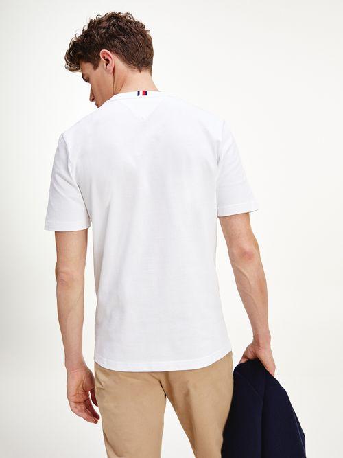 Camiseta-Tommy-Icons-en-algodon-organico