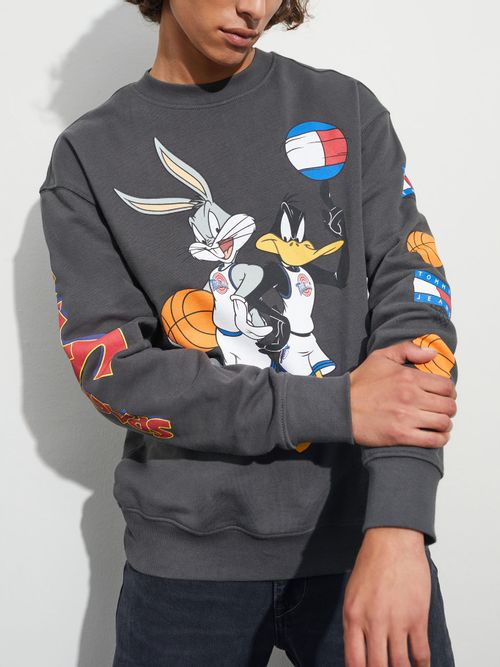 SUETER-SPACE-JAM-PARA-TOMMY-JEANS