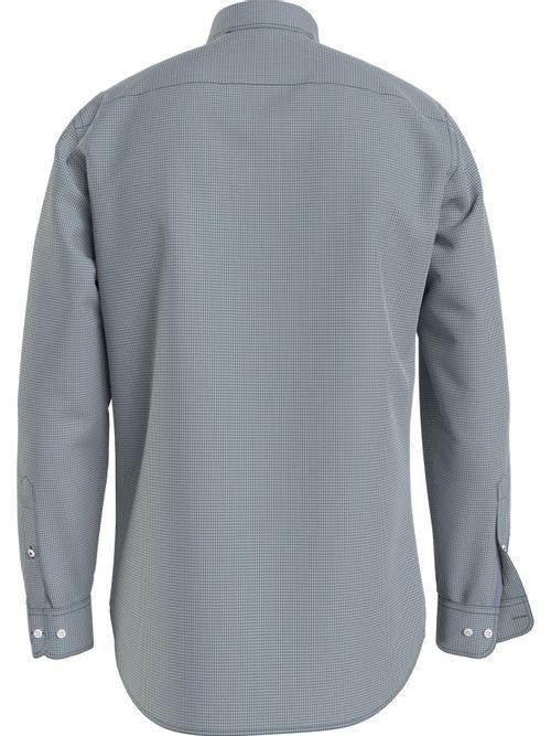 Camisa-de-corte-regular-con-microestampado