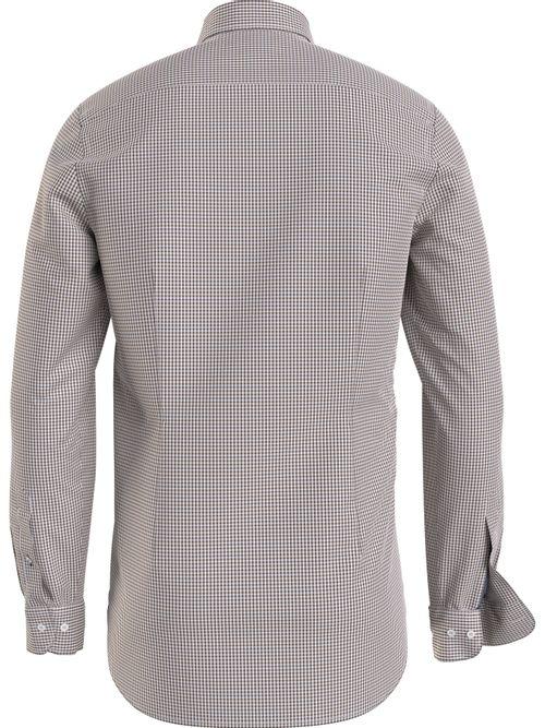 Camisa-de-algodon-dobby