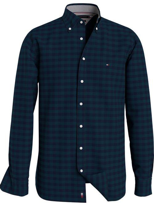 Camisa-TH-Flex-de-pana-con-corte-slim