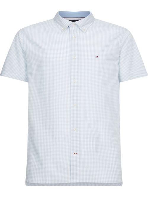 Camisa-de-cuadros-Vichy-y-corte-regular